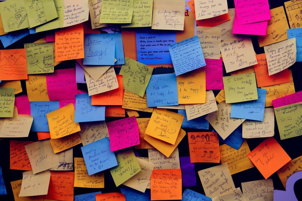 Evernote - paper notes or digital notes