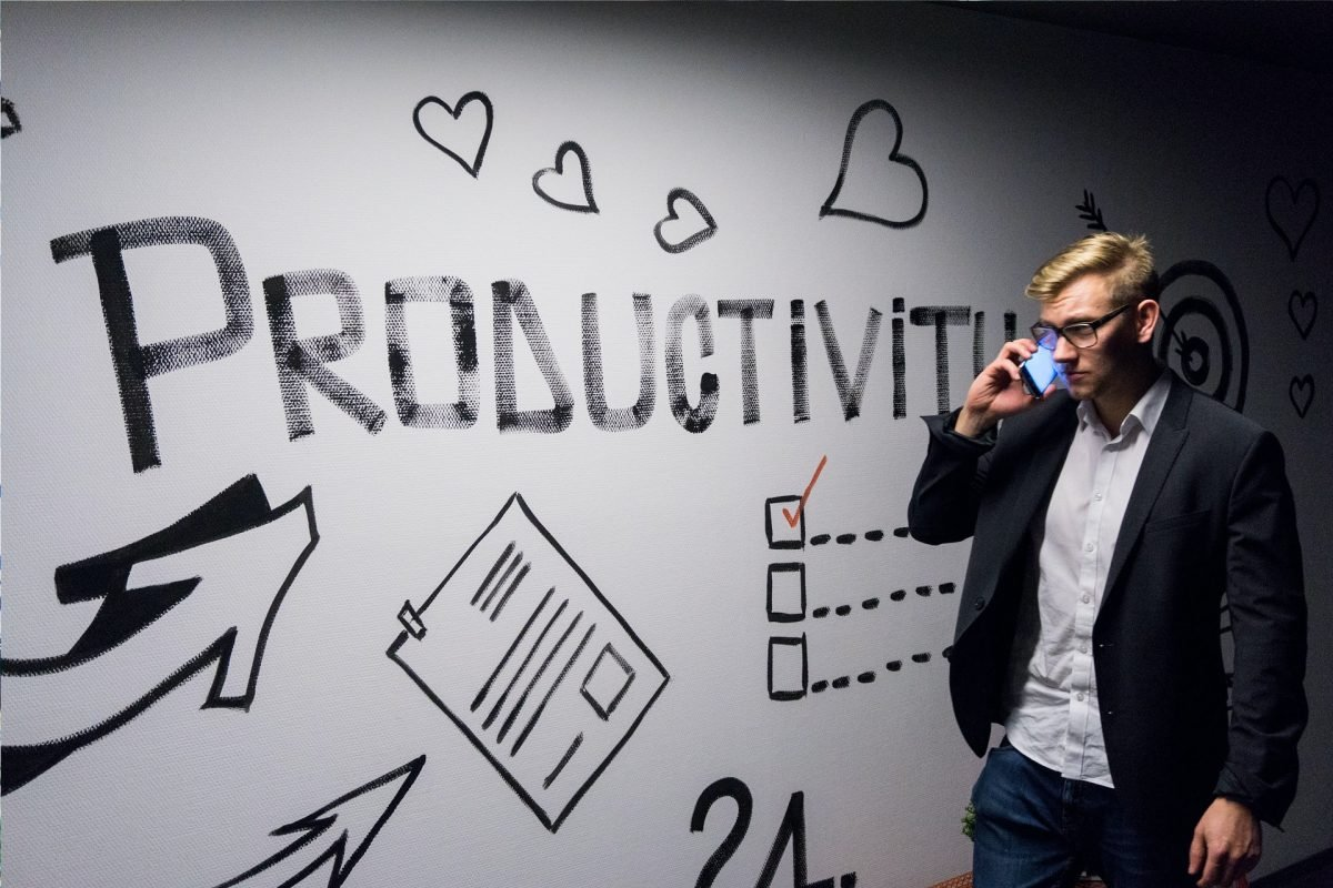 Productivity for those who want more time