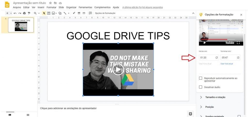Google Drive tips - 5