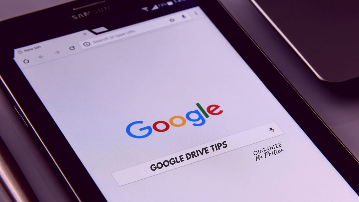 Google Drive tips - for a practical routine