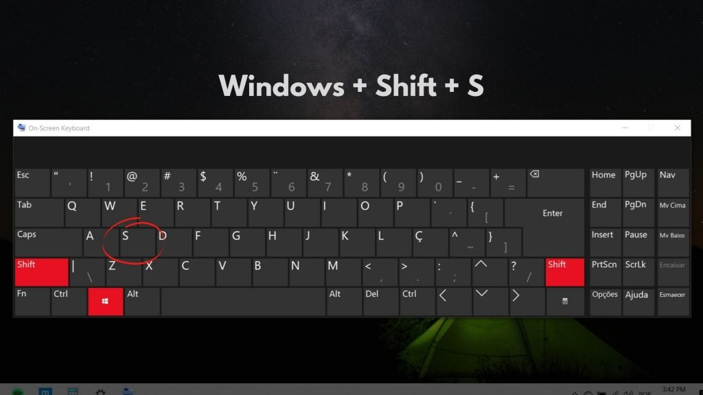 Windows 10 - Screenshot
