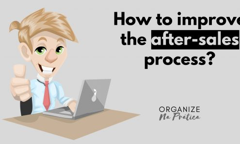 How to improve the after-sales process
