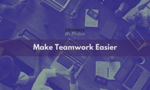 microsoft teams - make teamwork easier