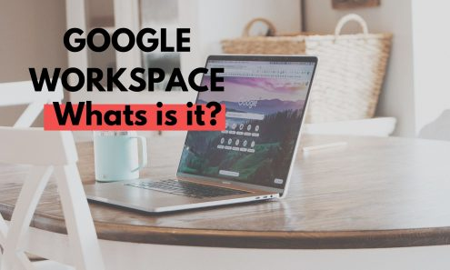 Google Workspace - what is it?